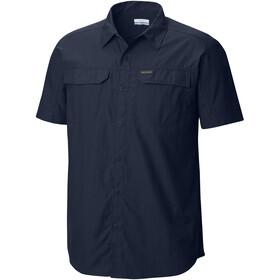 Columbia Silver Ridge 2.0 Maglietta a maniche corte Uomo, collegiate navy
